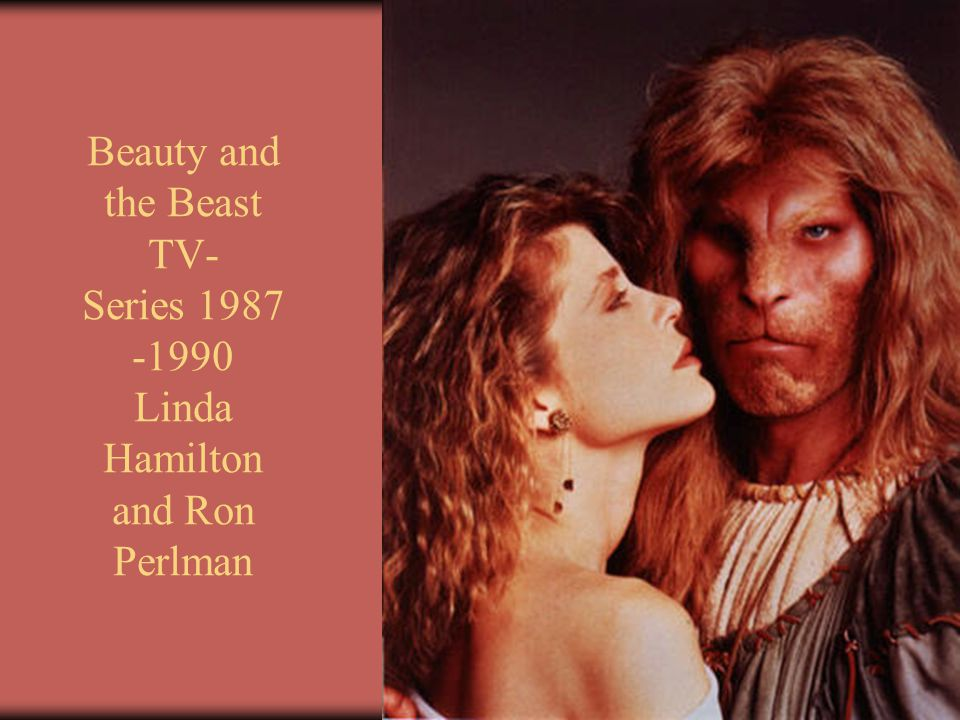 Beauty and the Beast TV-Series 1987-1990 Linda Hamilton and Ron Perlman