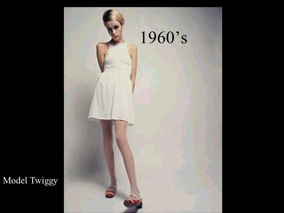 1960's Model Twiggy