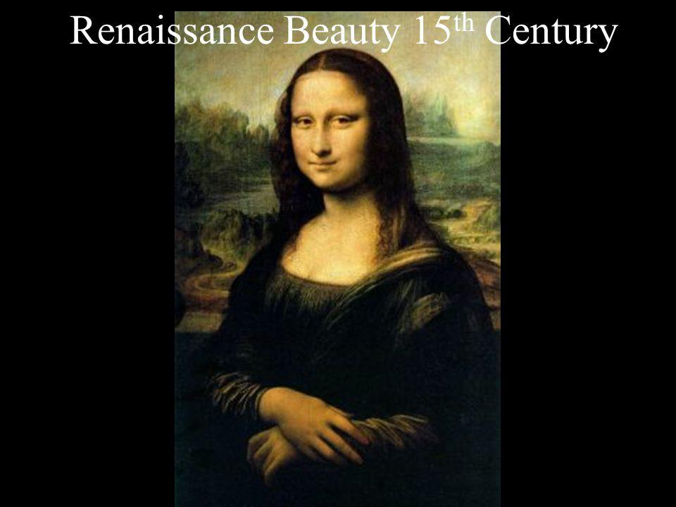 Renaissance Beauty 15th Century