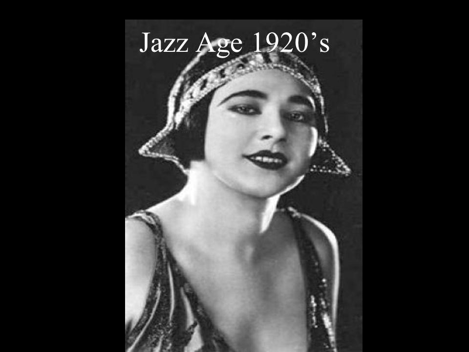 Jazz Age 1920's