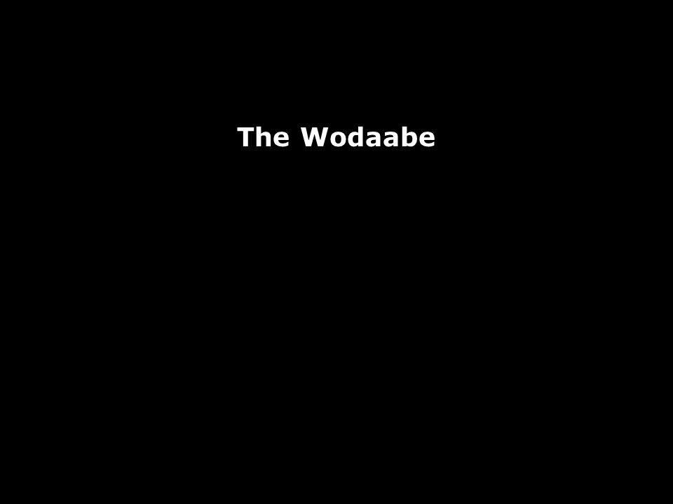 The Wodaabe
