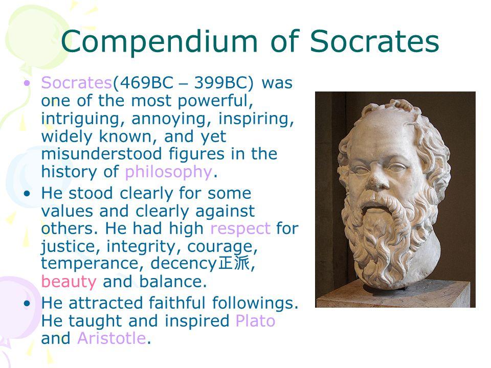 Compendium of Socrates