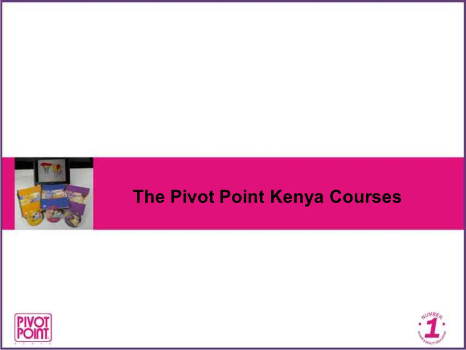 The Pivot Point Kenya Courses