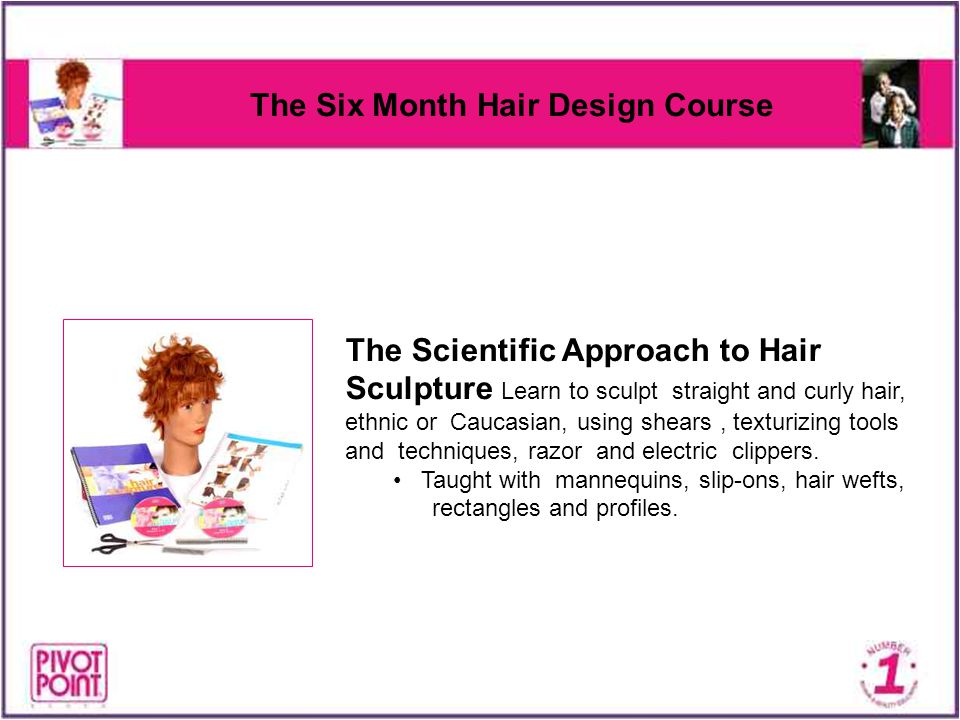 The Six Month Hair Design Course
