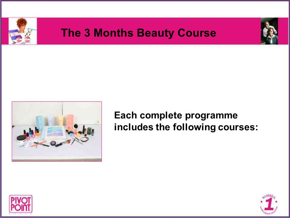 The 3 Months Beauty Course