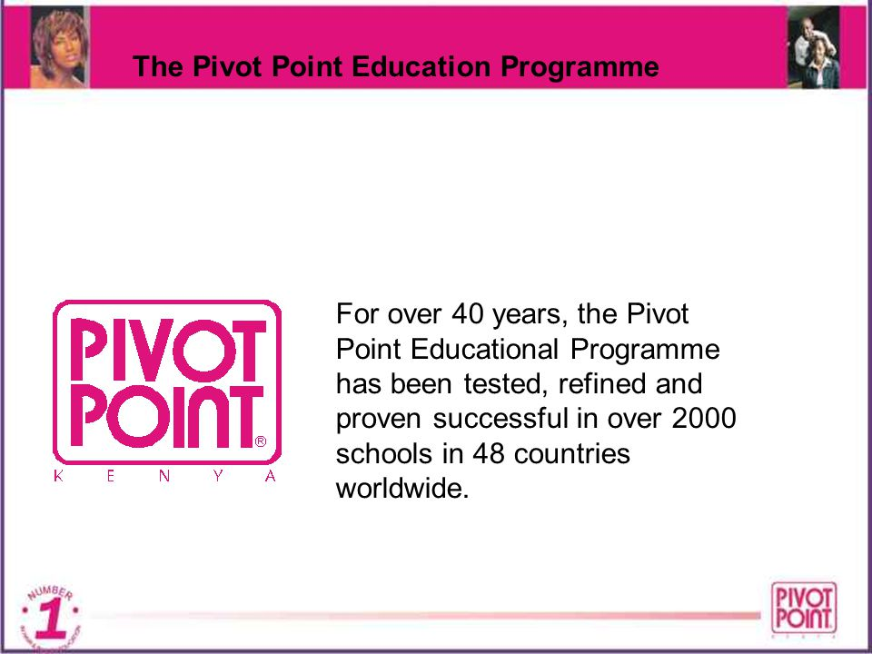 The Pivot Point Education Programme