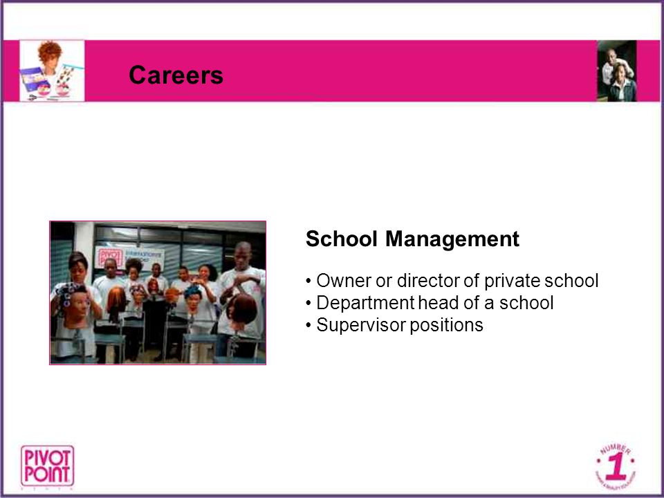 Careers School Management Owner or director of private school
