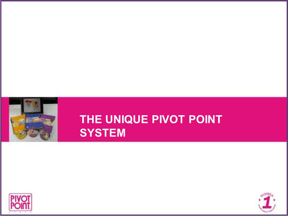 THE UNIQUE PIVOT POINT SYSTEM
