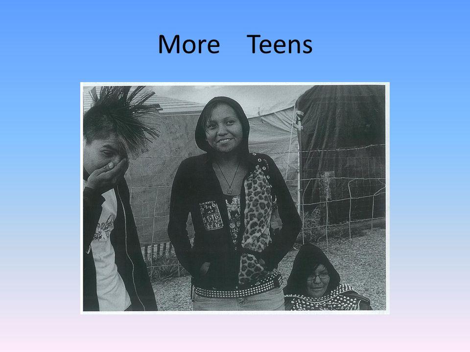 More Teens
