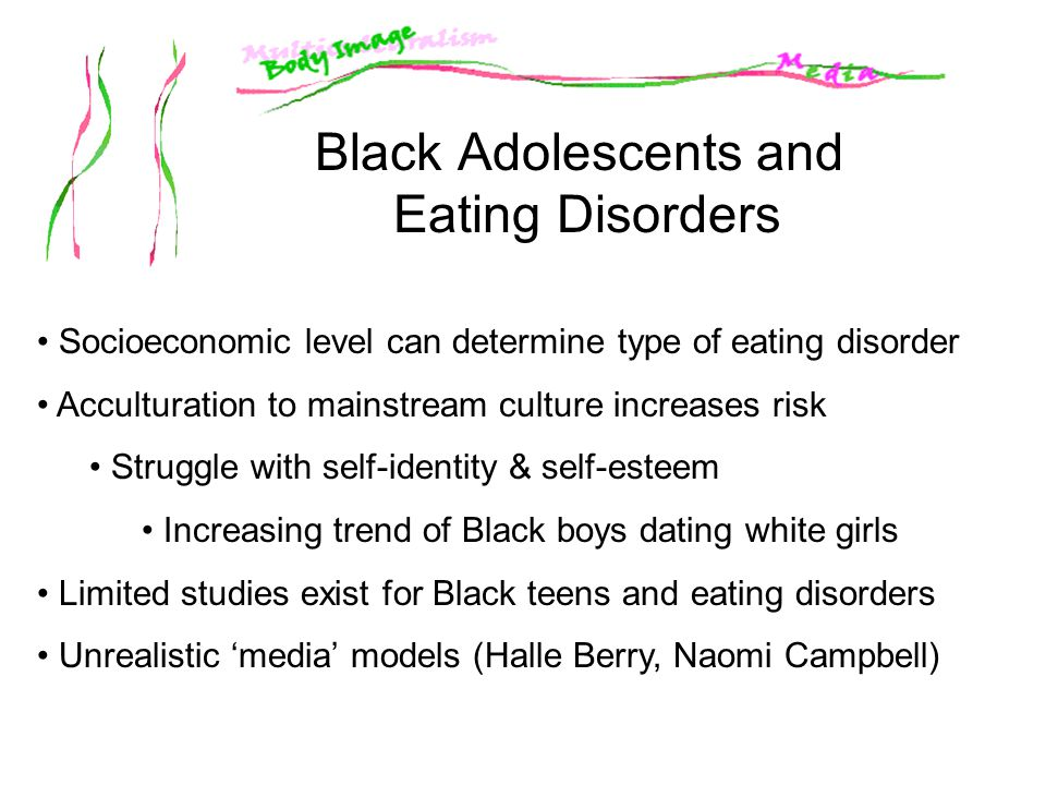 Black Adolescents and Eating Disorders