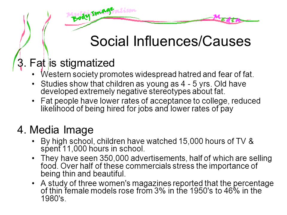 Social Influences/Causes