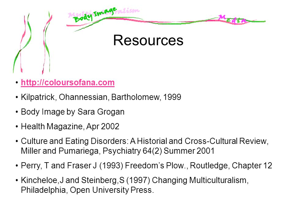 Resources http://coloursofana.com