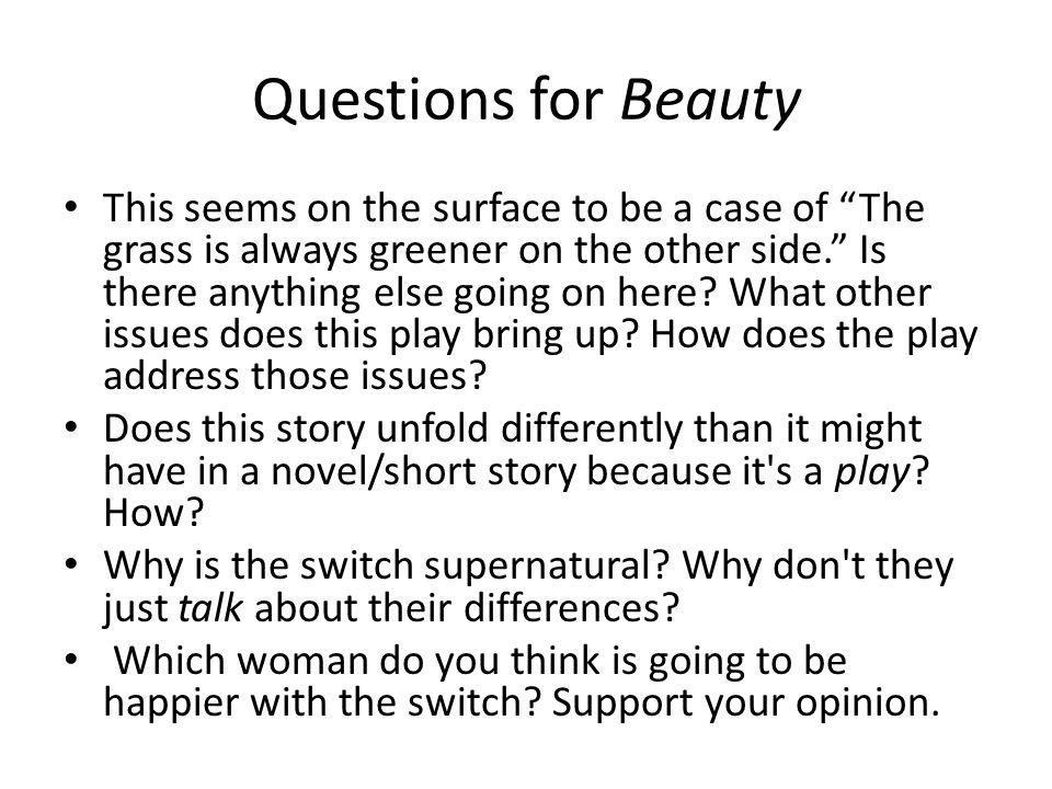 her inner beauty essay