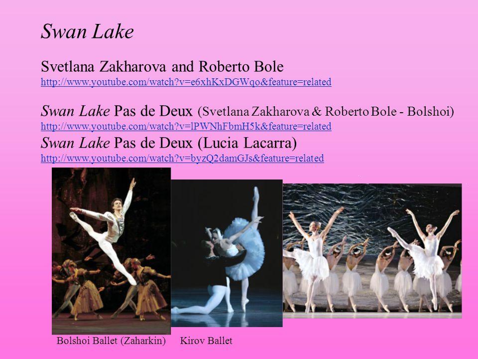 Bolshoi Ballet (Zaharkin)
