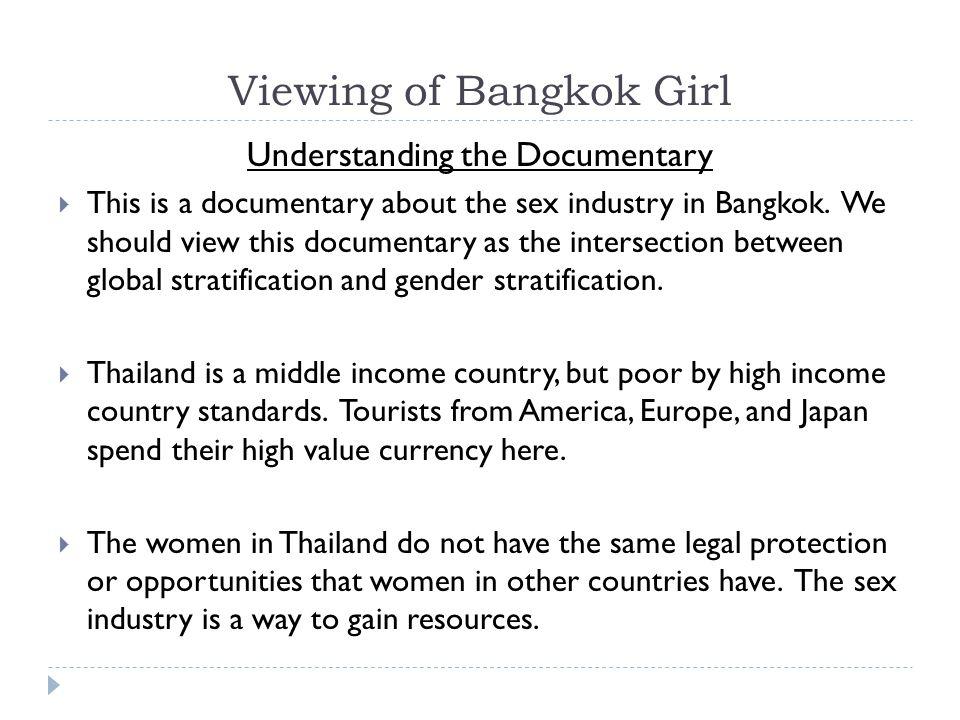 Viewing of Bangkok Girl