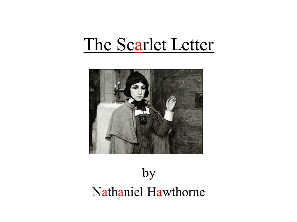 a review of the criticism in nathaniel hawthornes the scarlet letter The scarlet letter by nathaniel hawthorne offers a bird's-eye view of puritan life in this lesson we will discuss how the effects of sin on.