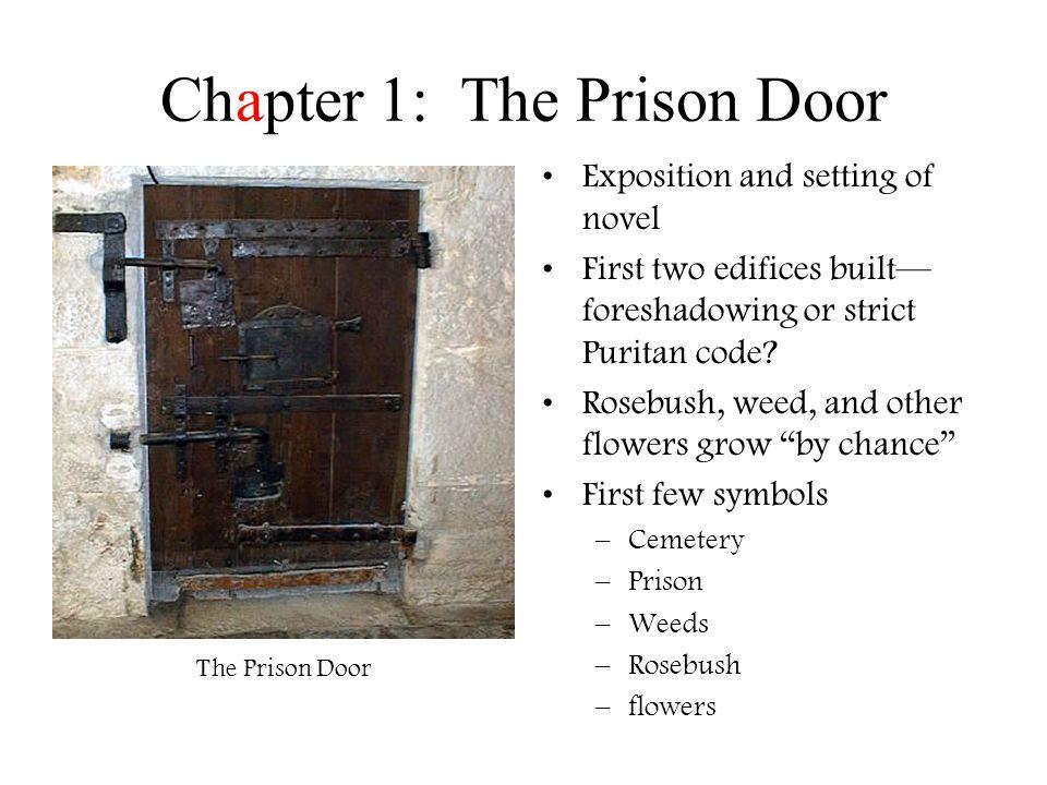 Chapter 1: The Prison Door