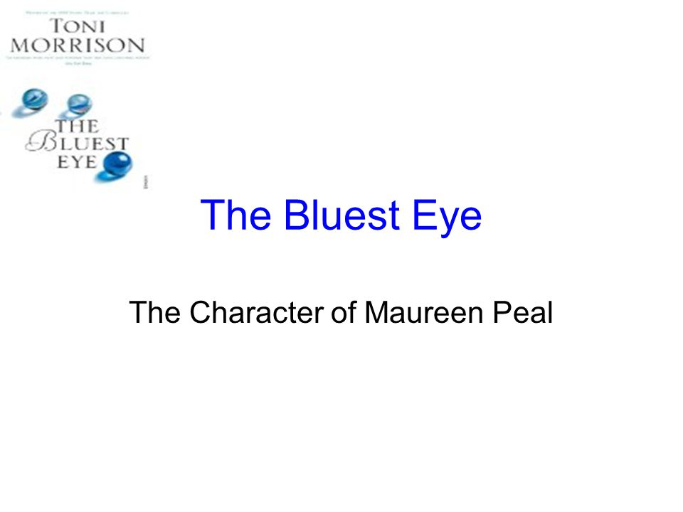 The Character of Maureen Peal