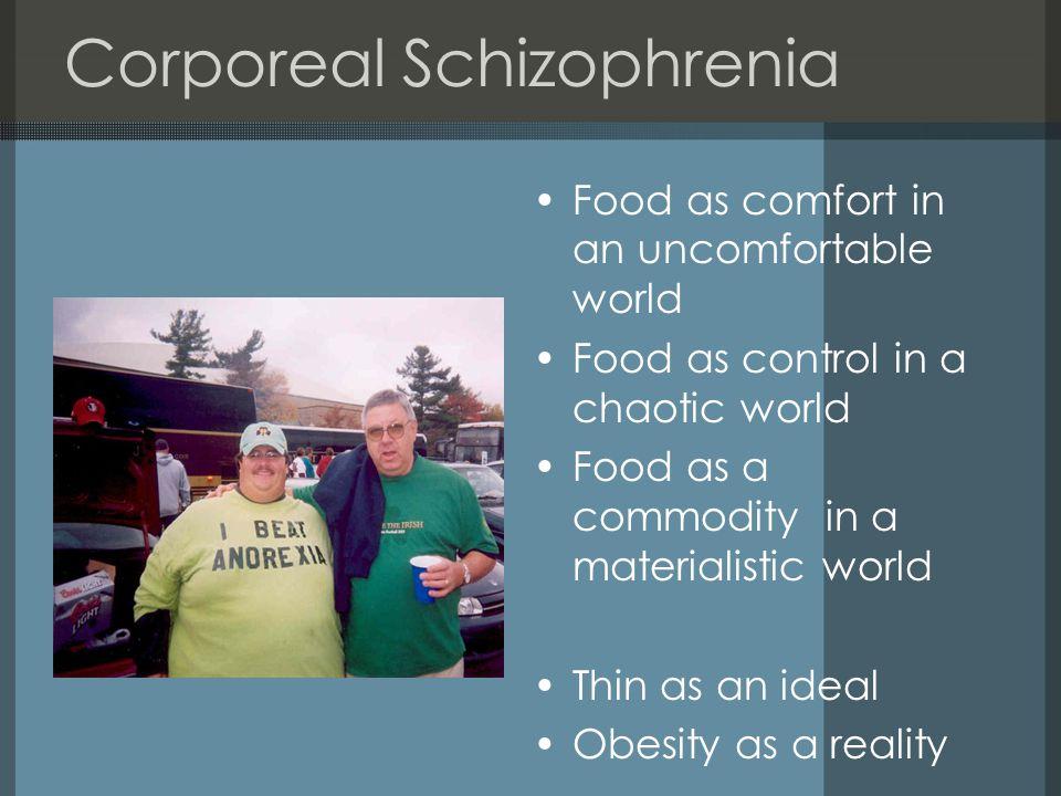 Corporeal Schizophrenia