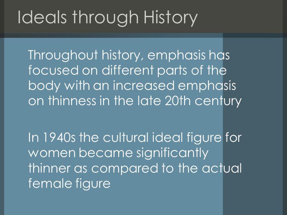 Ideals through History