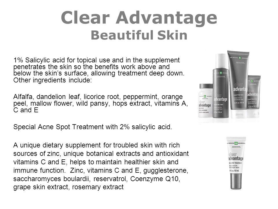 Clear Advantage Beautiful Skin