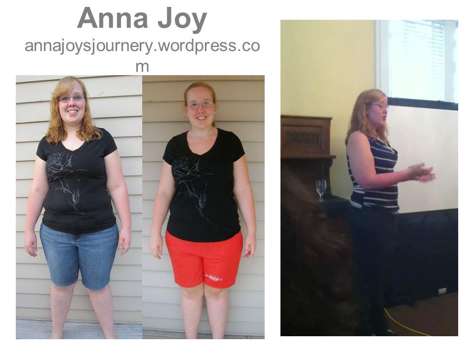 Anna Joy annajoysjournery.wordpress.com