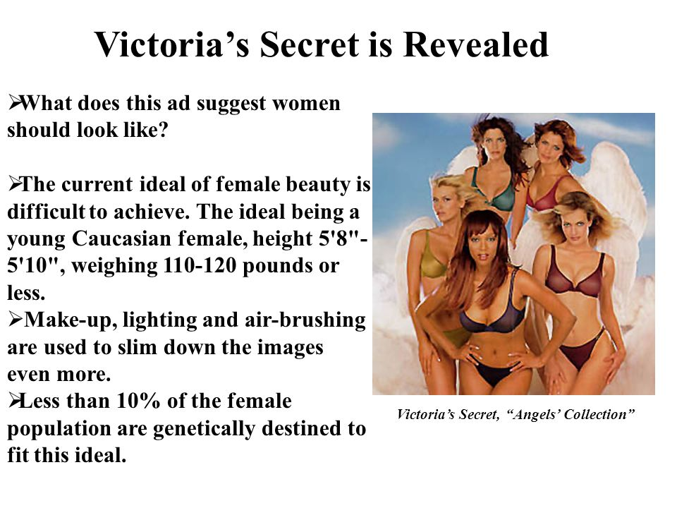 Victoria's Secret is Revealed