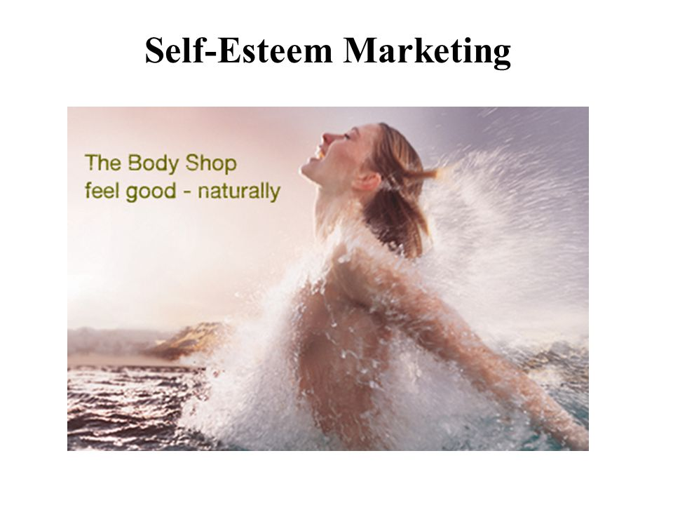 Self-Esteem Marketing