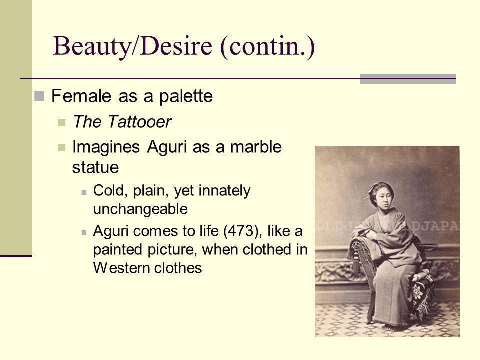Beauty/Desire (contin.)