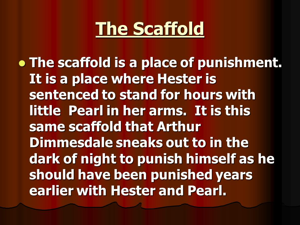The Scaffold