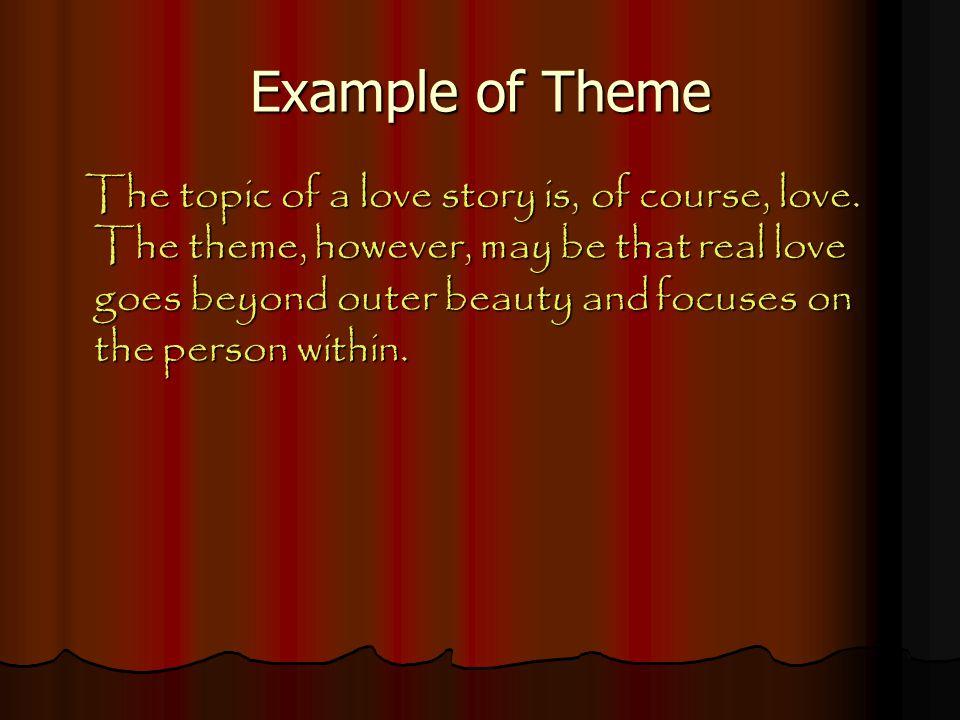 Example of Theme