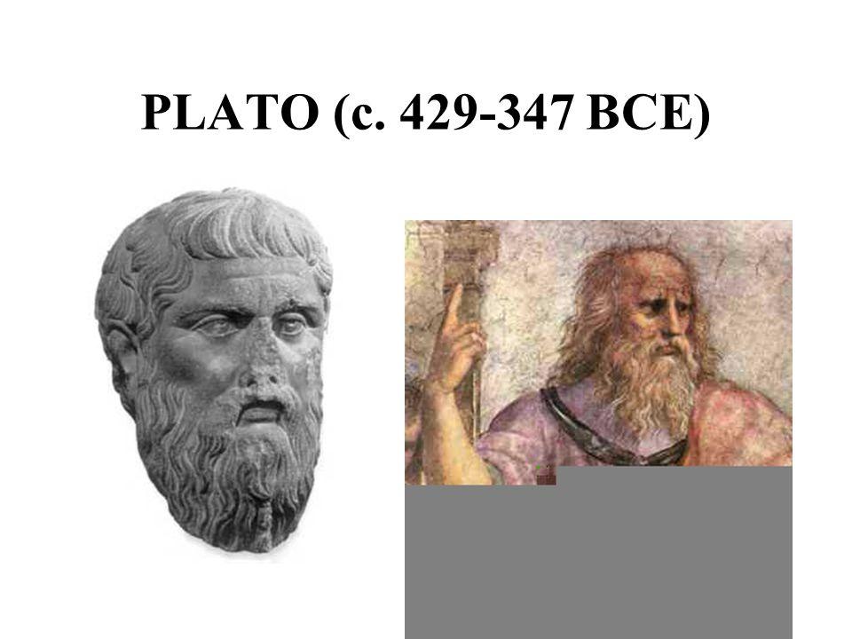 PLATO (c. 429-347 BCE)