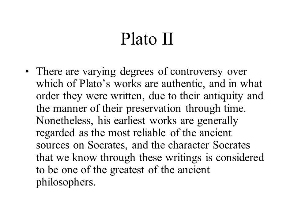 Plato II