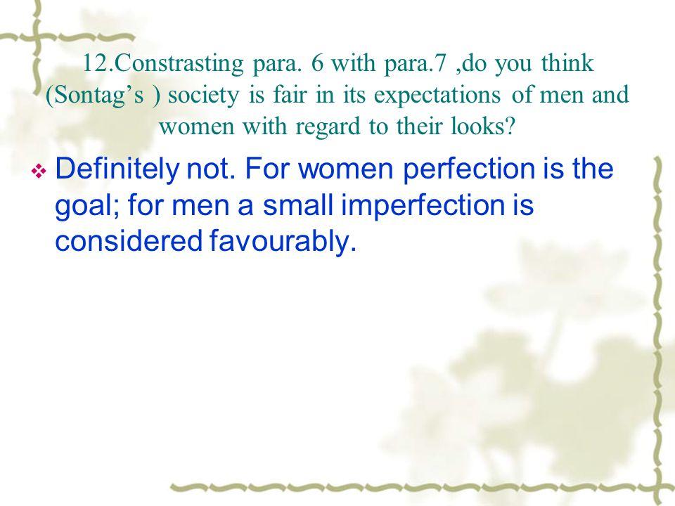 12. Constrasting para. 6 with para