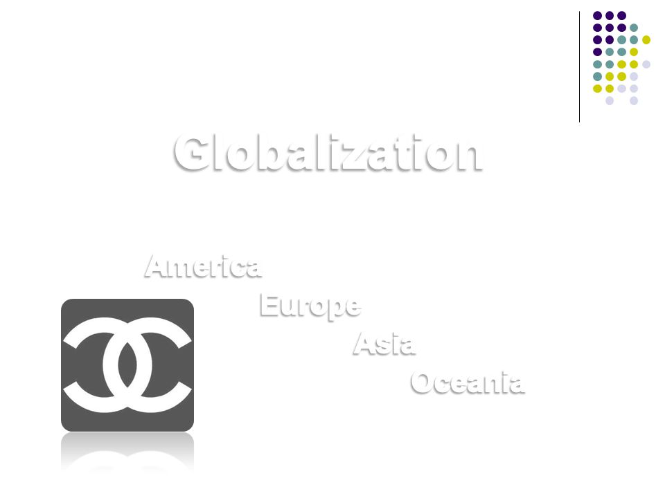 Globalization America Europe Asia Oceania