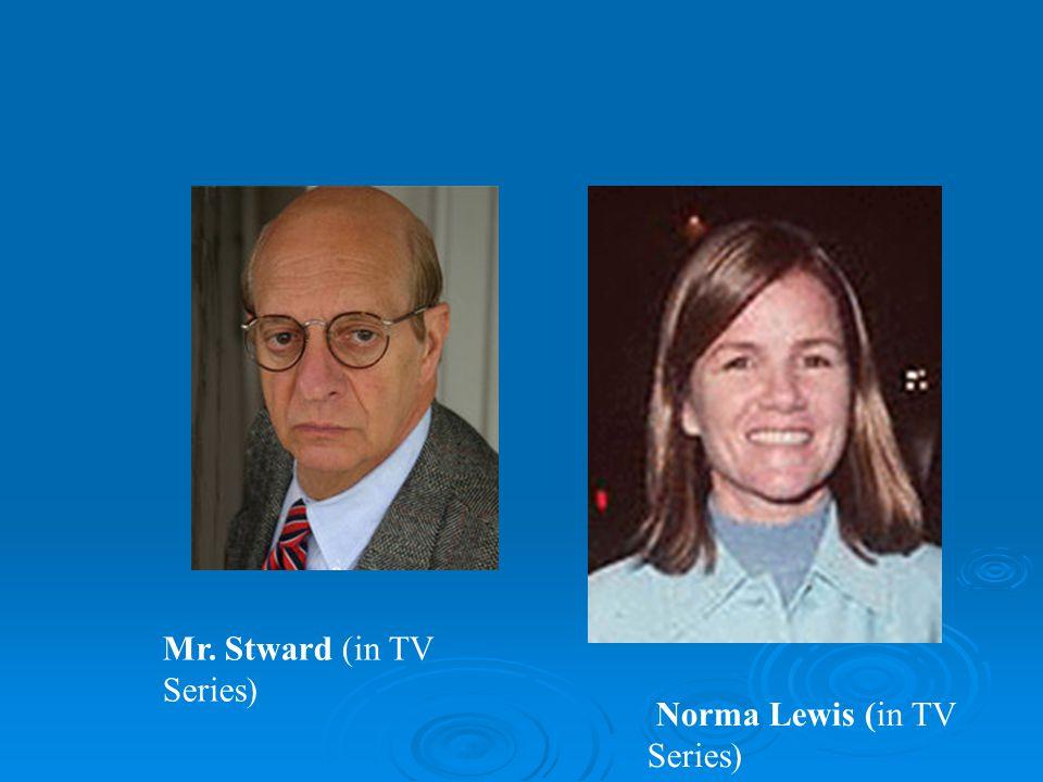 Mr. Stward (in TV Series)