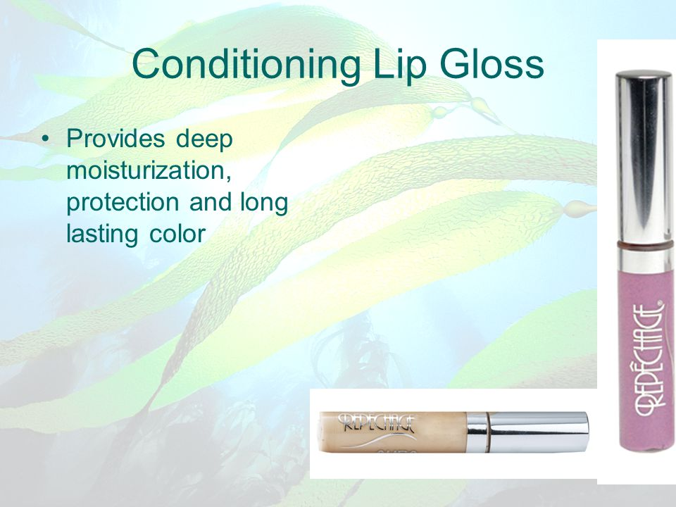 Conditioning Lip Gloss