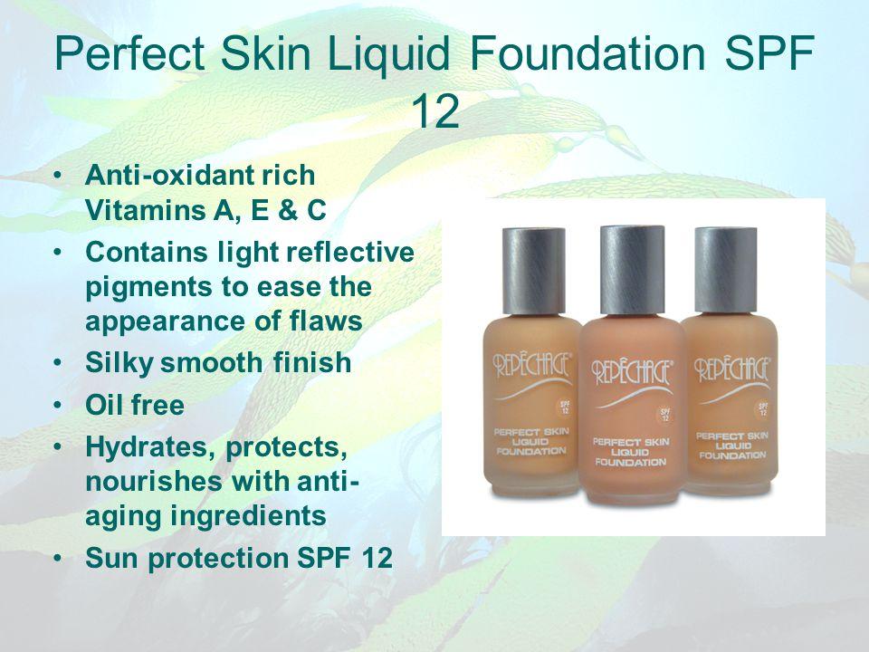 Perfect Skin Liquid Foundation SPF 12