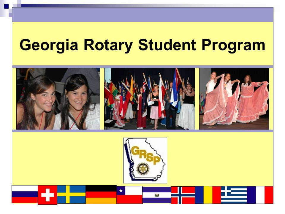 Georgia Rotary Student Program