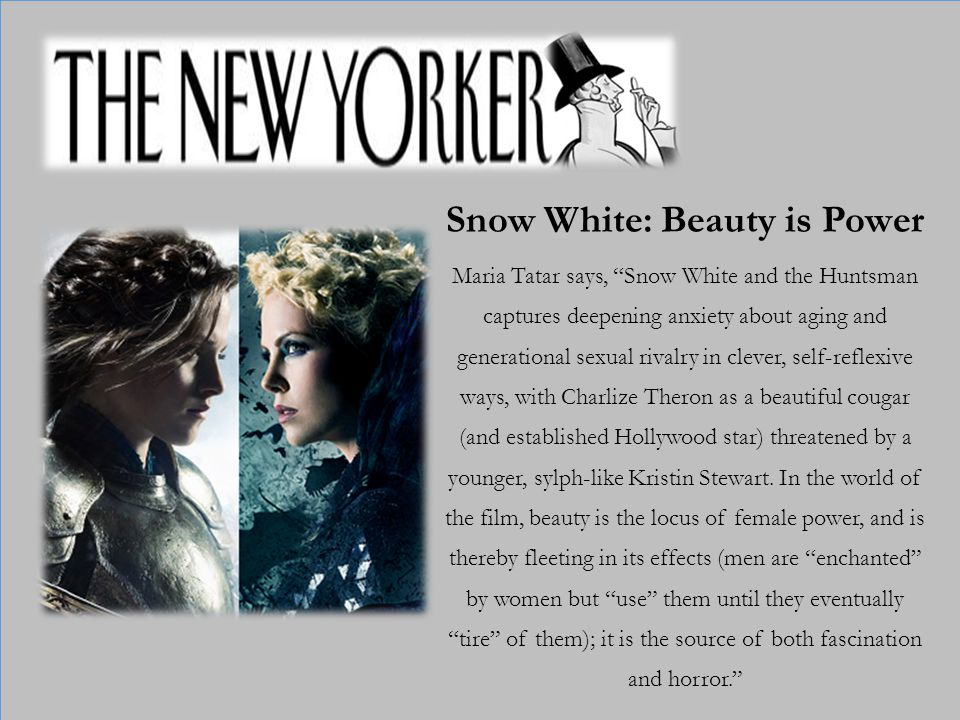 Snow White: Beauty is Power