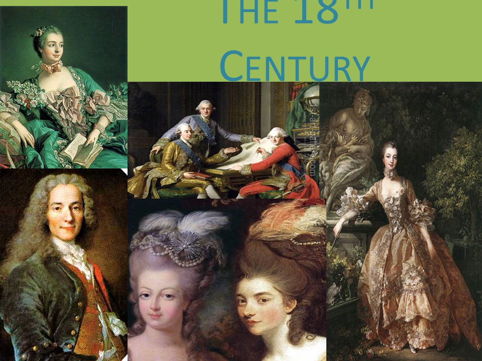 The 18th Century