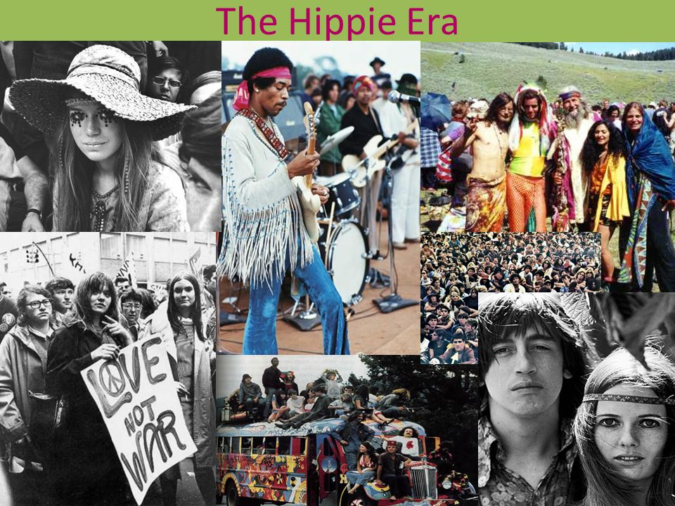 The Hippie Era