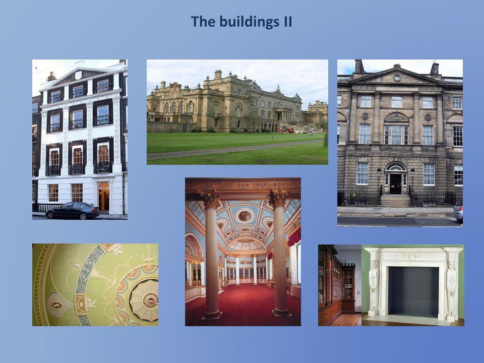 The buildings II
