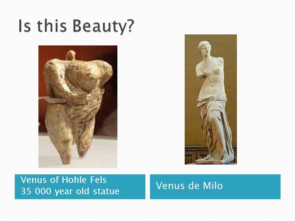 Is this Beauty Venus de Milo Venus of Hohle Fels