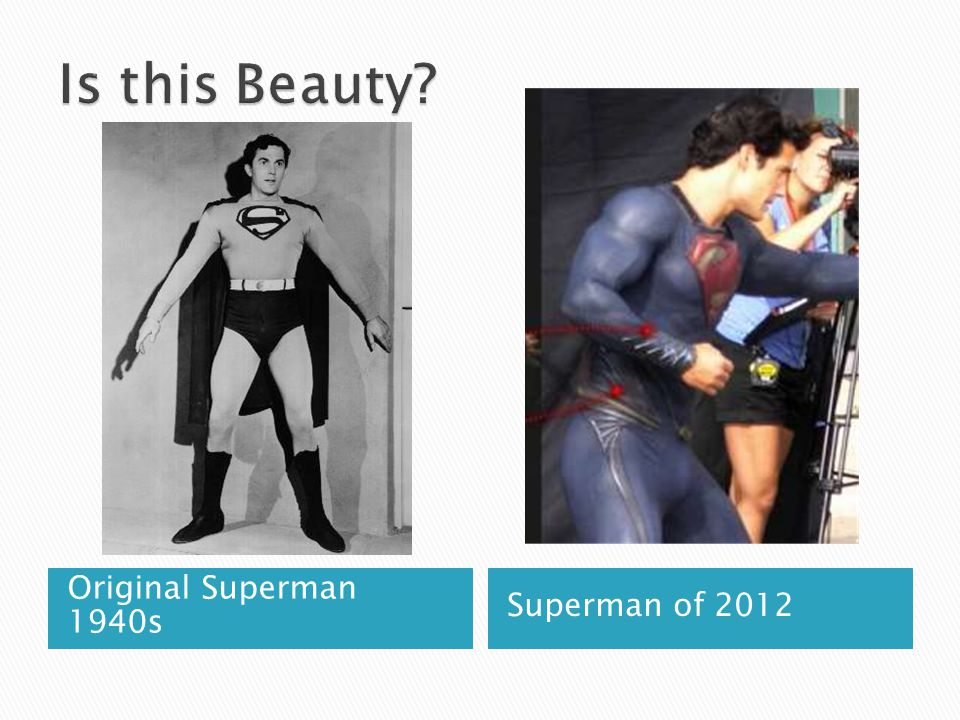 Is this Beauty Original Superman 1940s Superman of 2012