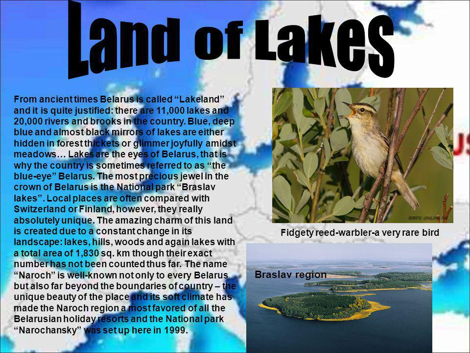 Land of Lakes Braslav region