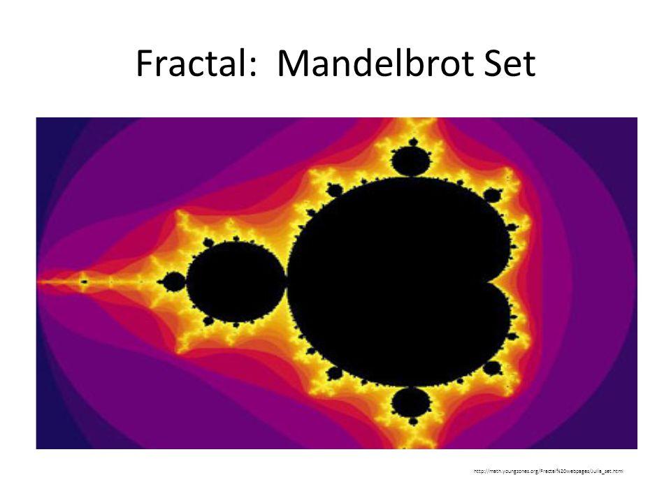 Fractal: Mandelbrot Set