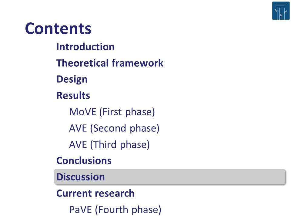 Contents Introduction Theoretical framework Design Results