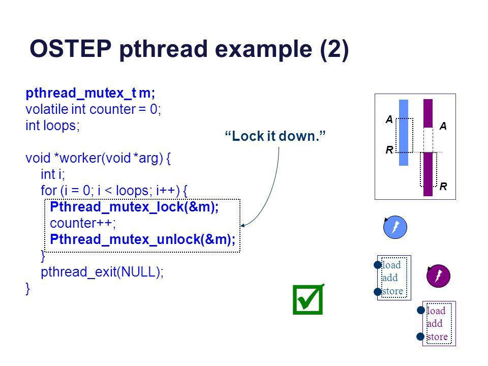 OSTEP pthread example (2)