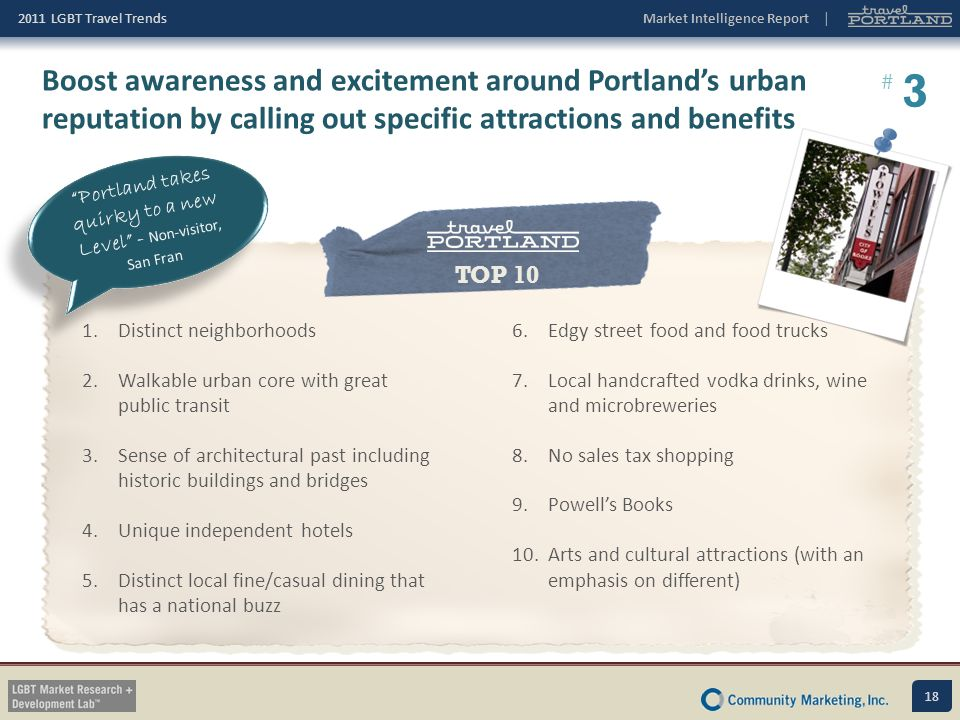 Portland takes quirky to a new